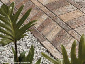 Pavimenti in gres effetto mattone